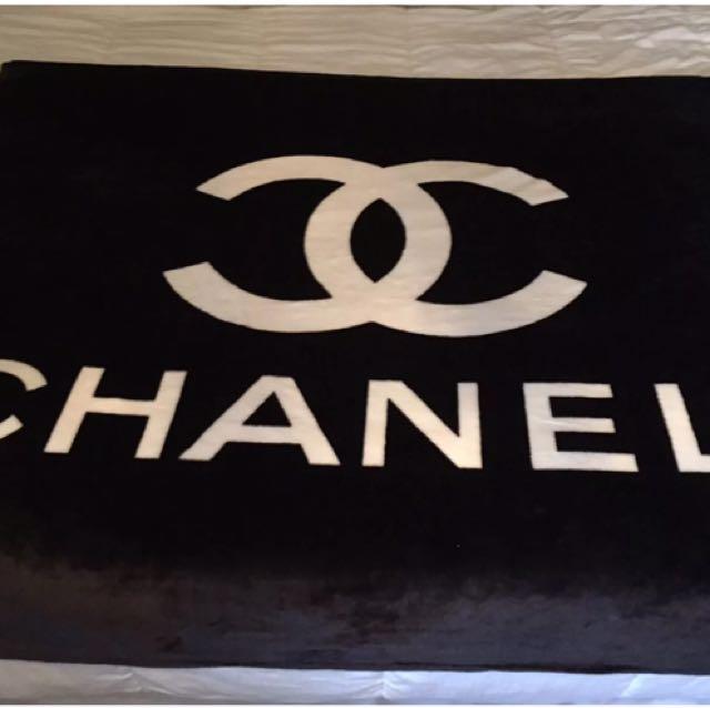 Chanel VIP Blanket