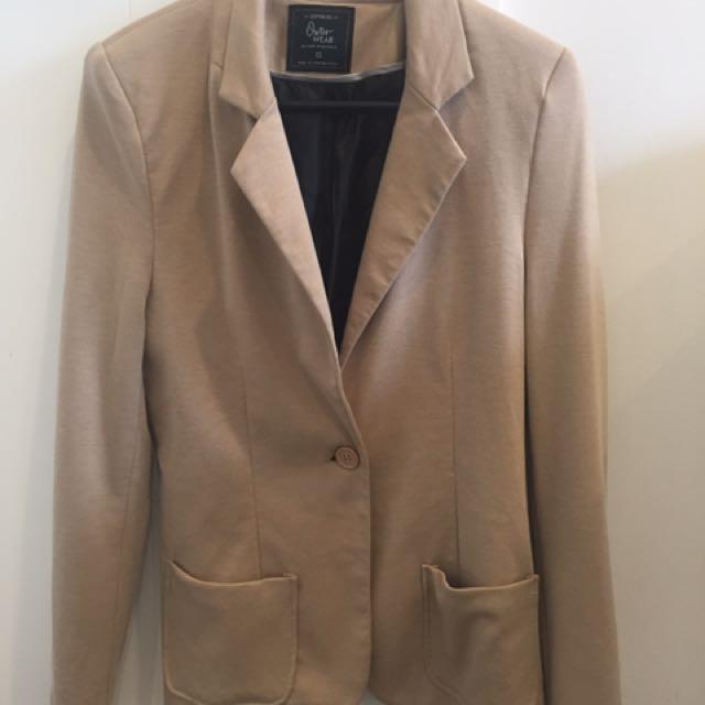 Cotton On Tan Jacket