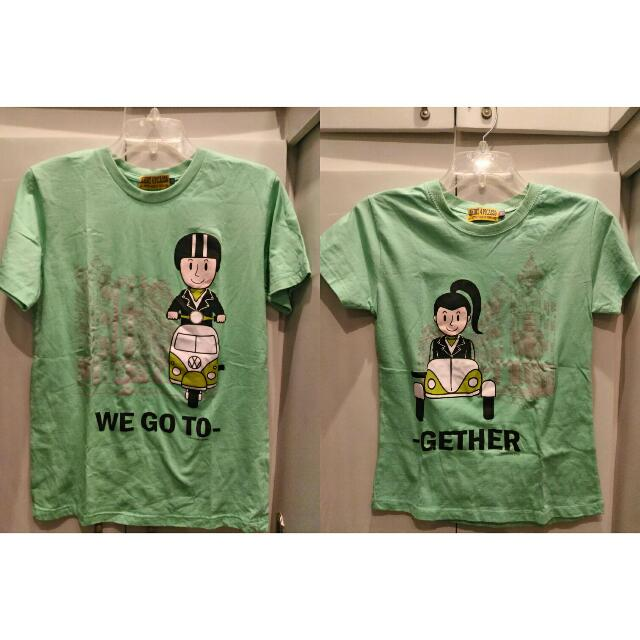 Couple Shirt -Together