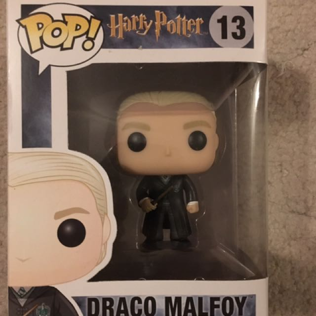 Draco Pop Figurine