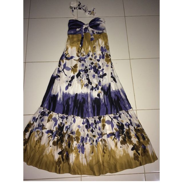Dress floral cantik