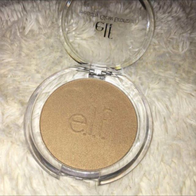 Elf Healthy Glow Bronzer