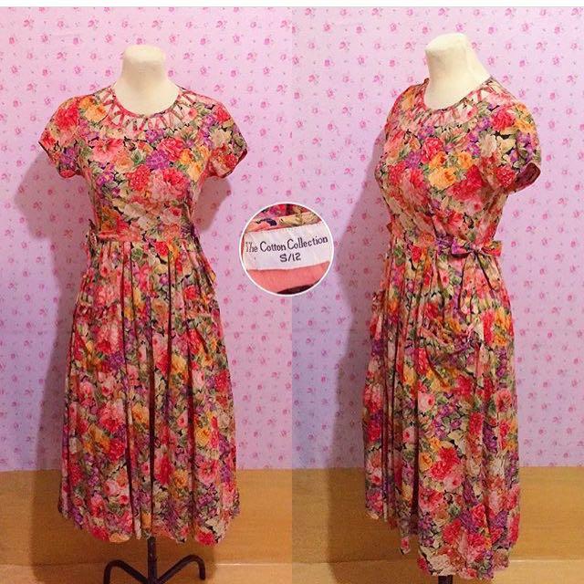 Floral Summer Dress!!