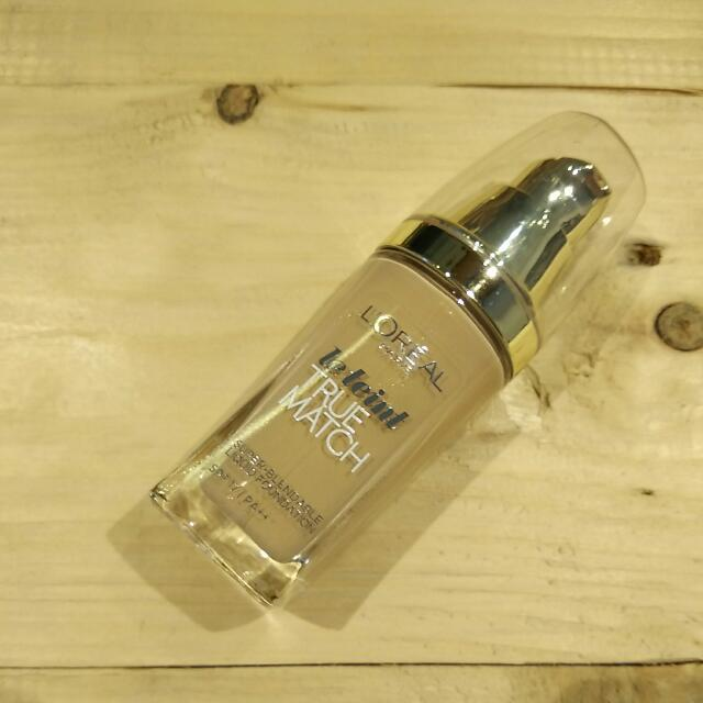Foundation - L'Oreal Le Teint True Match