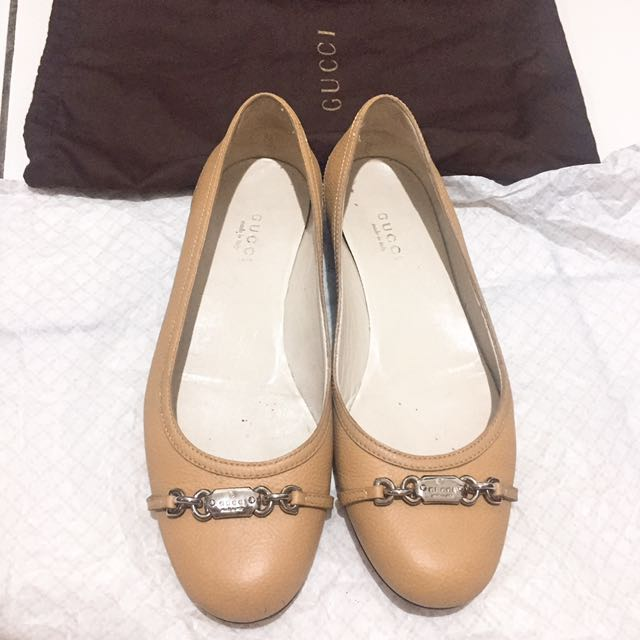 Gucci Ballet Flat Shoes