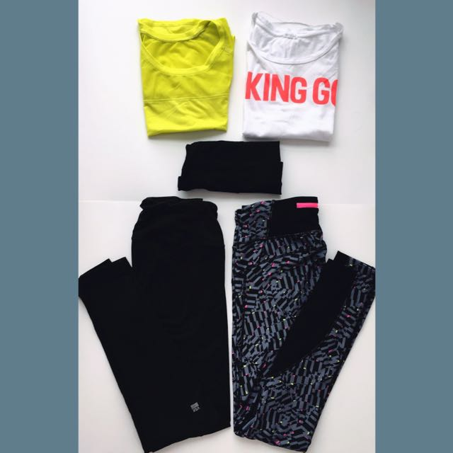 Gym full outfit package