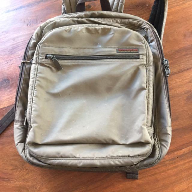 Hedgren Urban Backpack With Laptop Enclosure