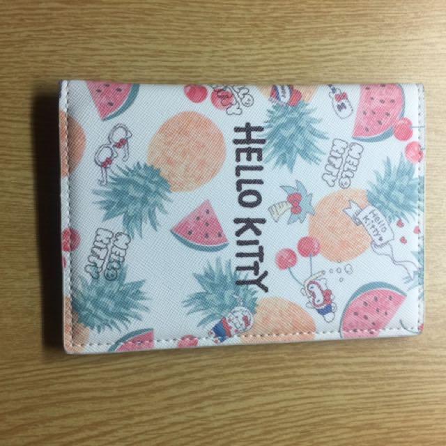 Hellokitty護照夾