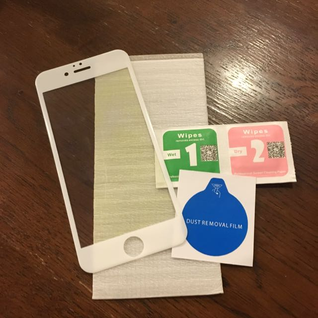 I Phone6s 全屏 3D曲面鋼化玻璃膜