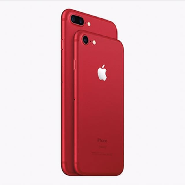 iPhone 7 Red 128GB (Special Edition)