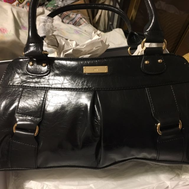 Jag Leather Handbag