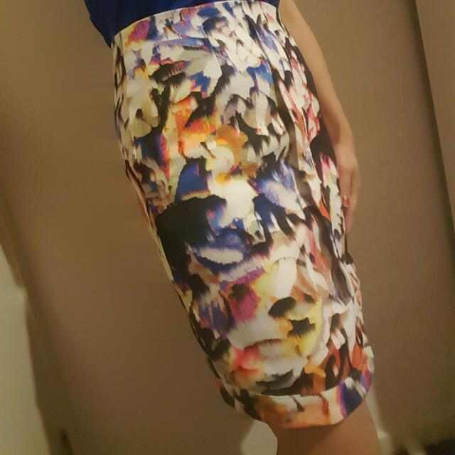 Jolie & Deen Pencil Skirt - Size S
