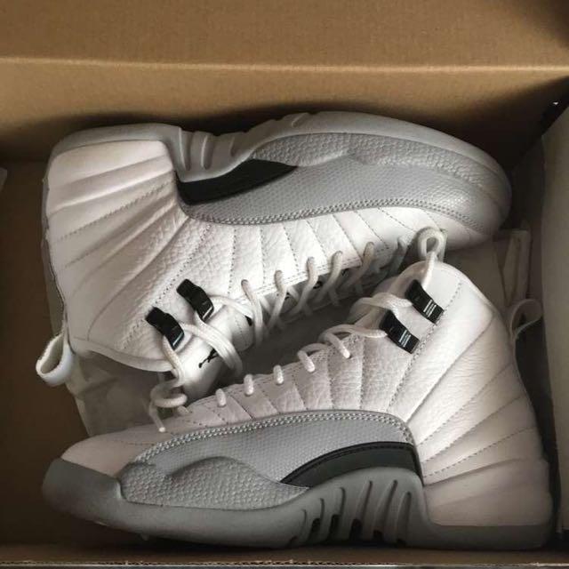 Jordan Wolf Grey 12s