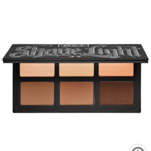 KAT VON D SHADE AND LIGHT CONTOUR PALETTE- Authentic