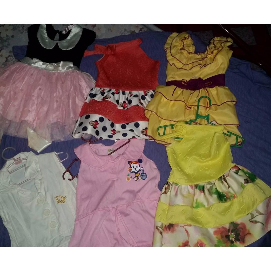 kiddie dress bundle