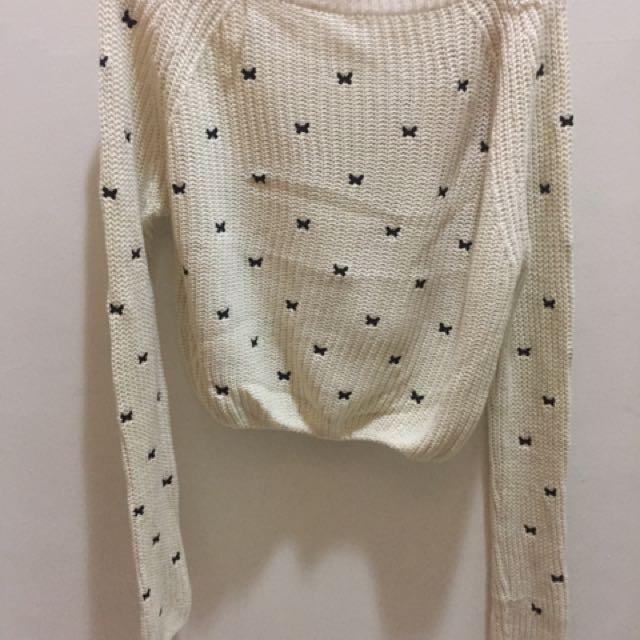 Knit Sweater Zara