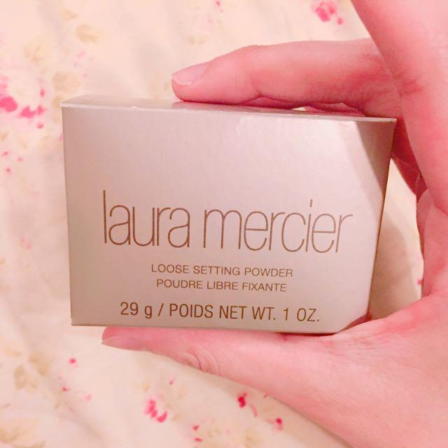 Laura mercier-柔光透明蜜粉
