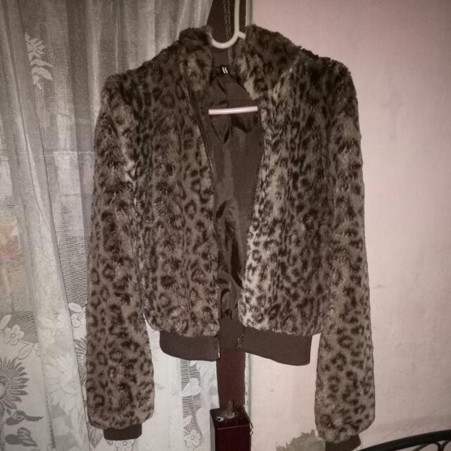 Leopard Jacket By H&M