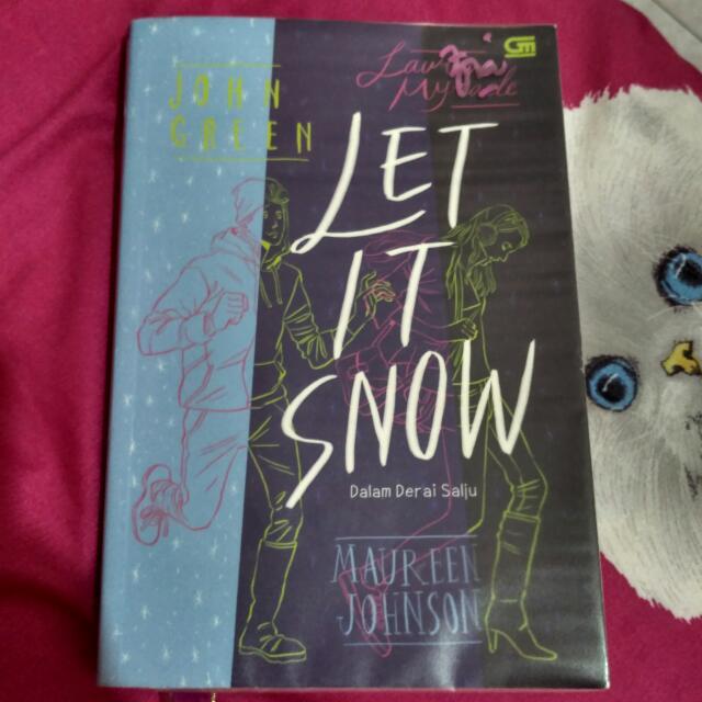 Let It Snow Bu John Green Dkk