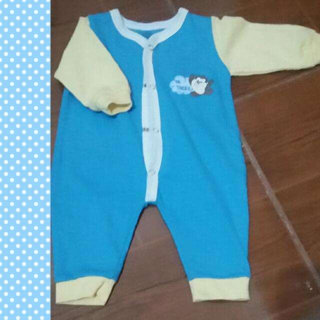 Looney Tunes Overall 0-3mos