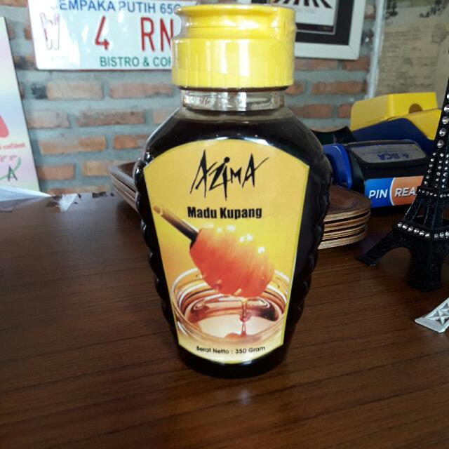 Madu Azima ( Madu Herbal Kupang )