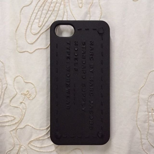 Marc Jacobs iPhone 5 case