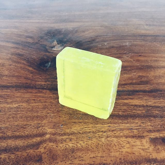 Melon Aromatic Soap (From Thailand)