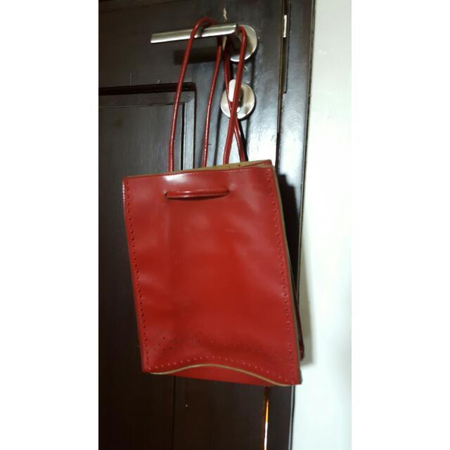 Mondani Leather Bag