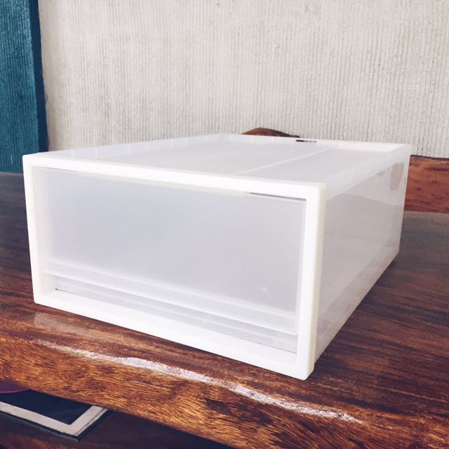 Muji Stackable Drawer