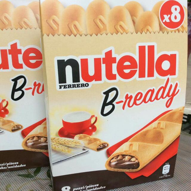 NUTELLA FERRERO B-READY