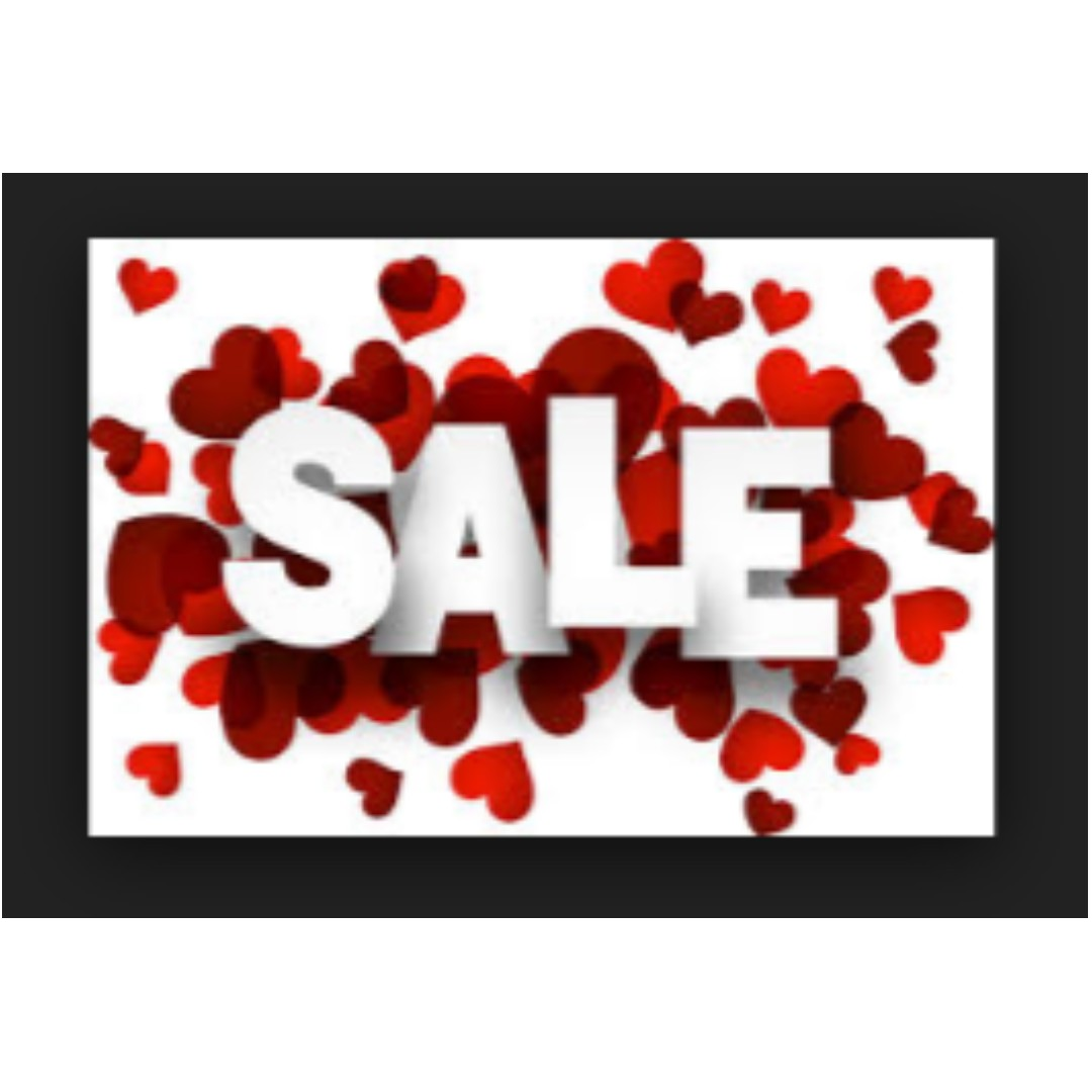 ONGOING SALES!