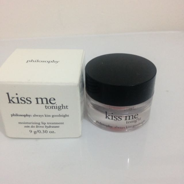 Philosophy Kiss Me Tonight Lip Balm