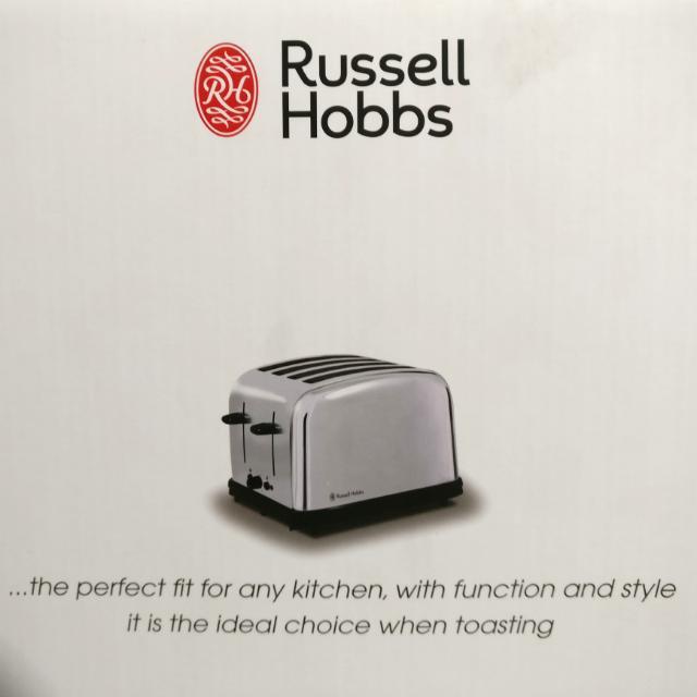 Russell Hobbs 4 - Slice Bread Toaster