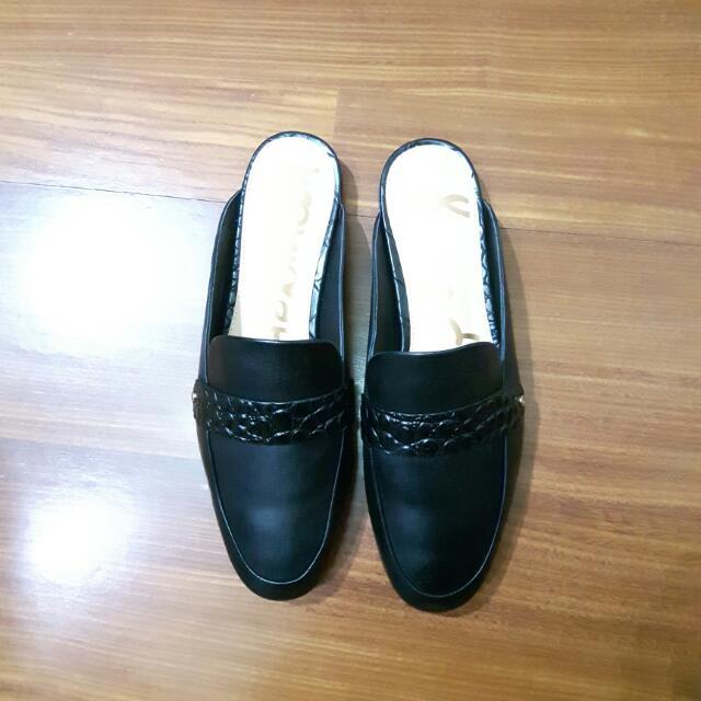 再⬇全新Sam Edelman穆勒鞋(黑色)#超取再七折