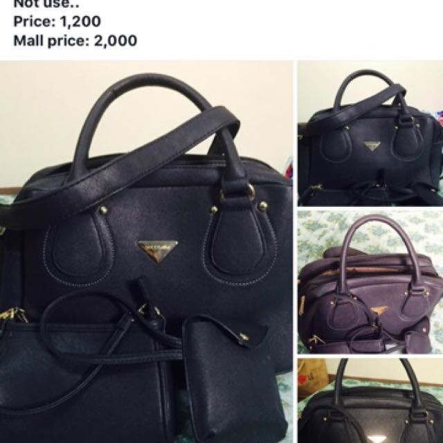 20f0115ace4 Secossana Bag, Women s Fashion, Bags   Wallets on Carousell