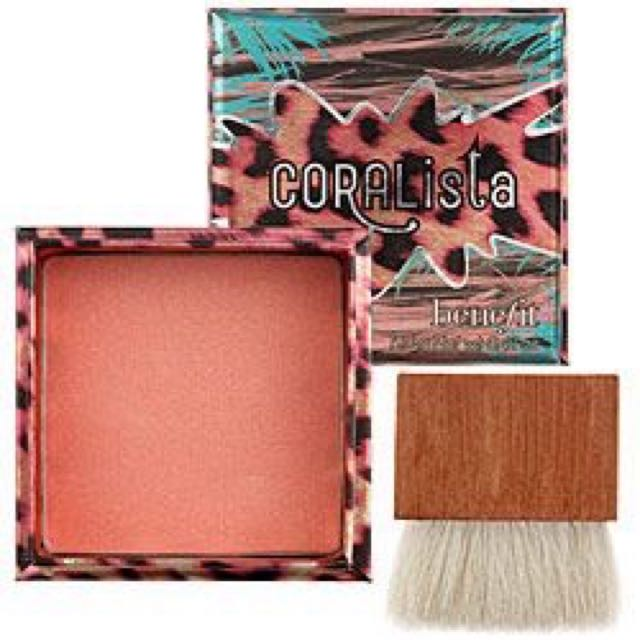 SHARED-IN Benefit Coralista Coral Blush