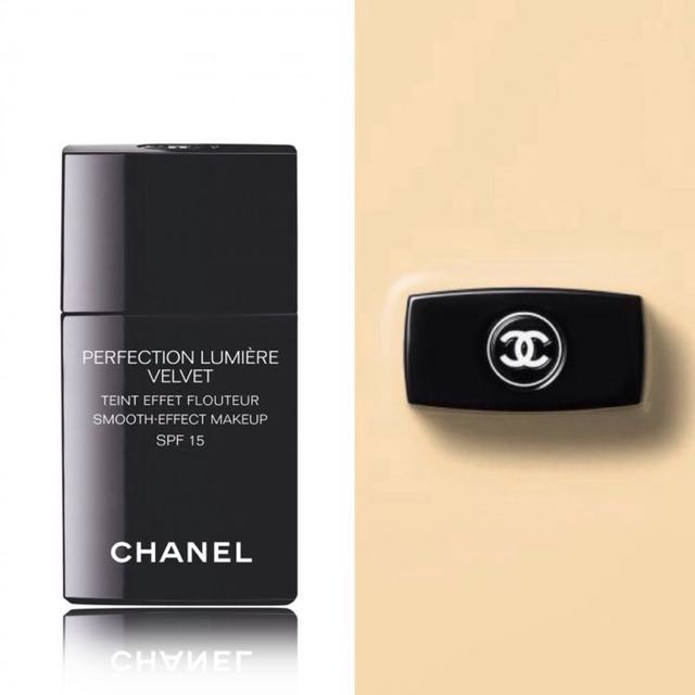 SHARED-IN Chanel Lumiere Velvet Foundation Spf 15