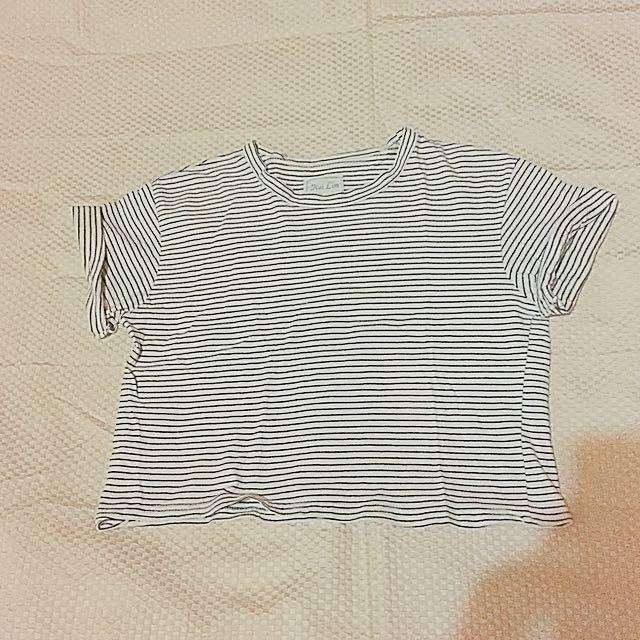 Simple Crop Top
