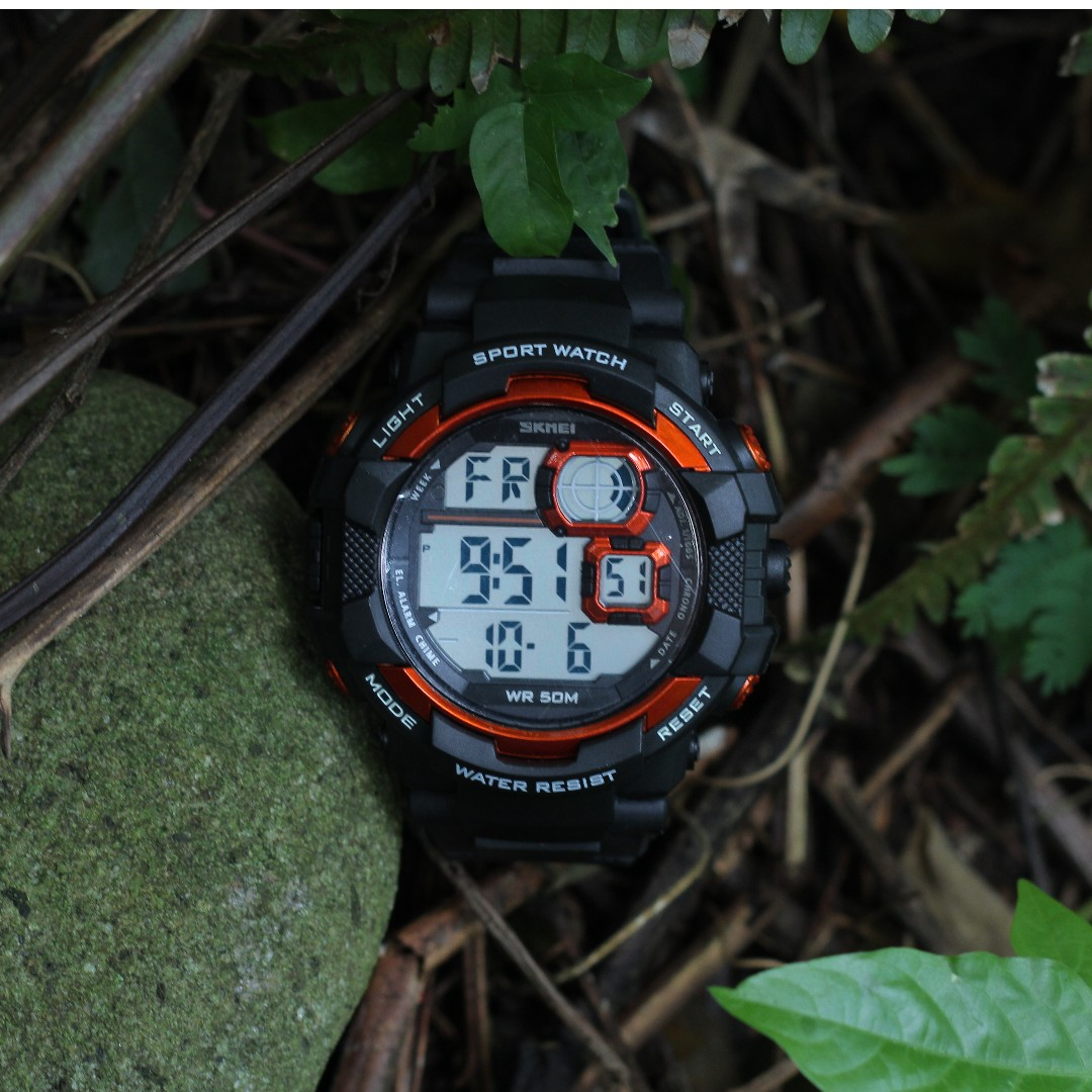 Skmei Digital Military Watch Dive Swim Sports