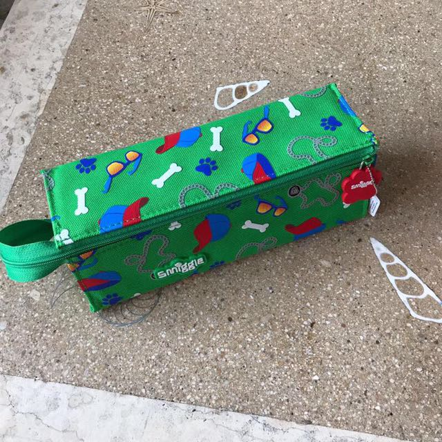 Smiggle Pencil Case For Boys