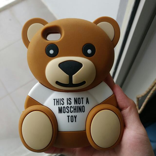 Softcase Bear Iphone 4