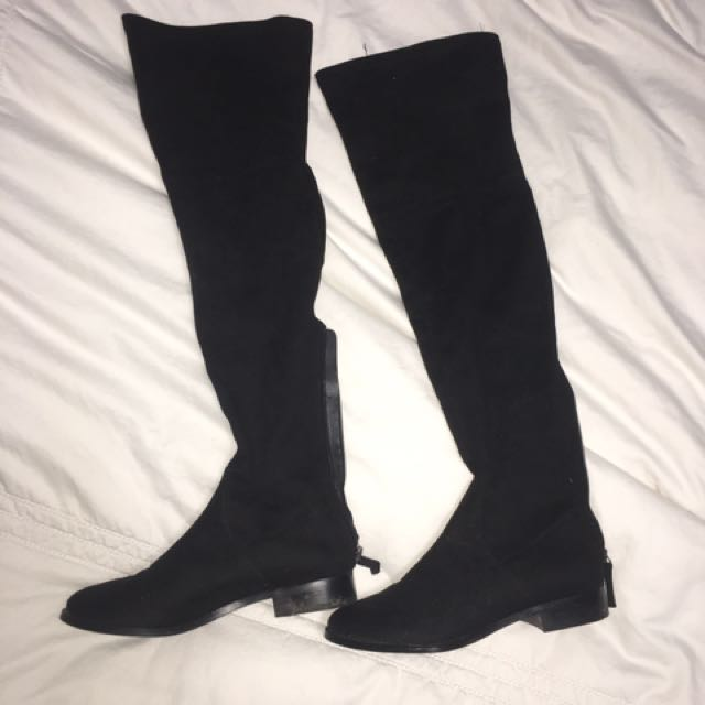 Steve Madden Thigh Highs