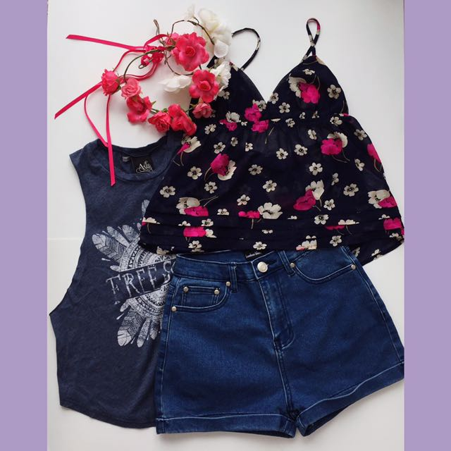 Summer / festival full outfit