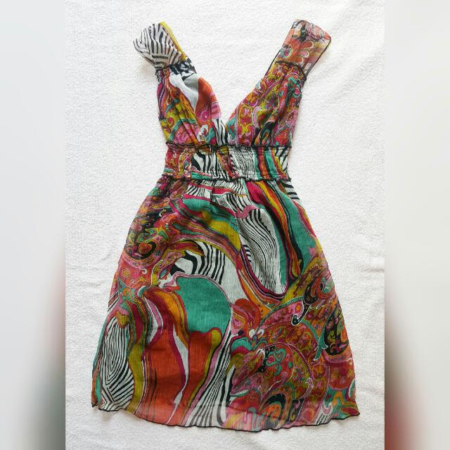 Summer Dress By FIRE LOS ANGELES