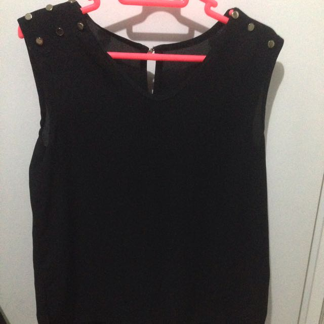 Tank Top Studded