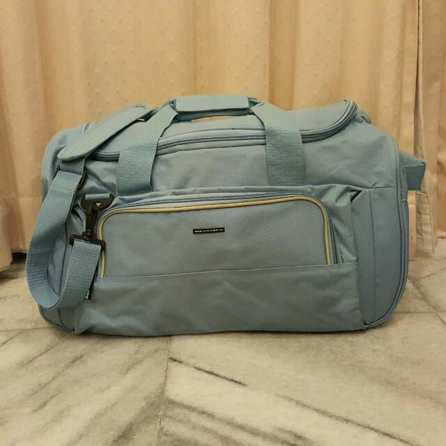 Tas Fitness, Gym Bag, Tas Travelling United Colors Of Benetton