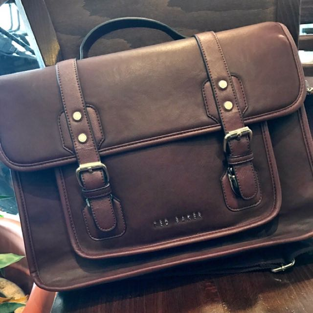 9287097f5ce Ted Baker Men s Skolday Bag, Men s Fashion, Bags   Wallets on Carousell