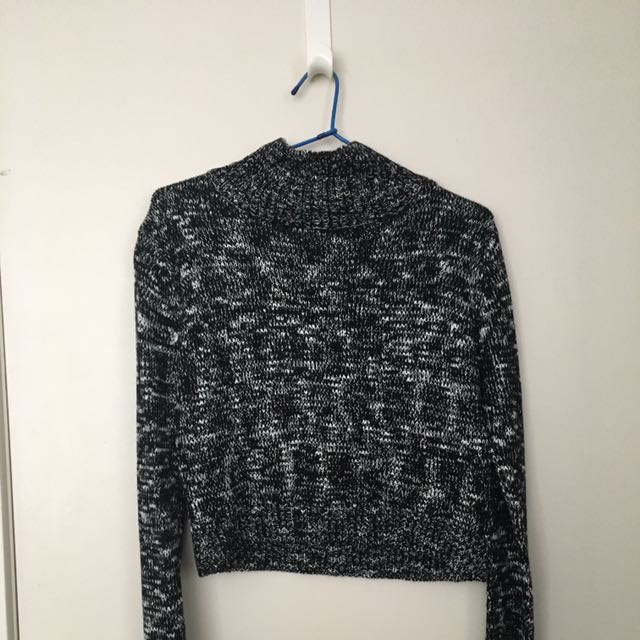 Temt Cropped Jumper
