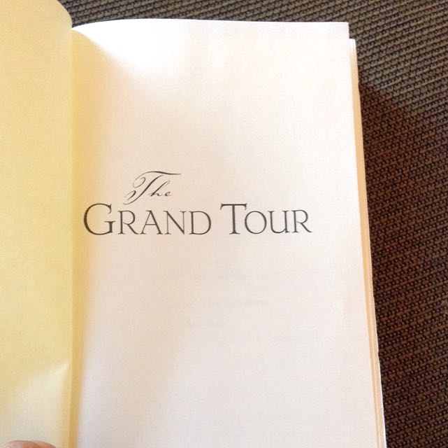 The Grand Tour By Wrede & Stevermer