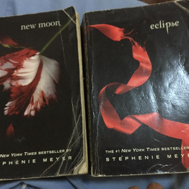 Twilight Series New Moon + Eclipse